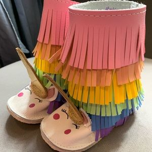 Adorable toddler boots